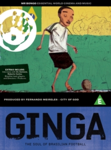 Ginga - The Soul of Brazilian Football, DVD