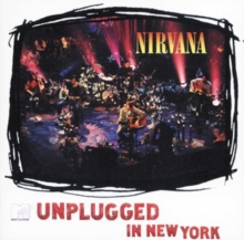 Unplugged in New York, CD / Album