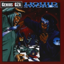 Liquid Swords, CD / Album Cd