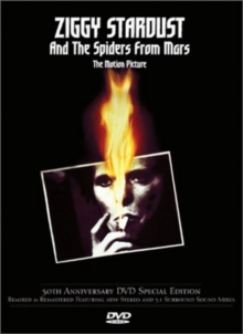 David Bowie: Ziggy Stardust and the Spiders from Mars, DVD