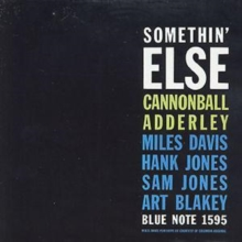 Somethin' Else, CD / Album