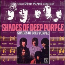 Shades of Deep Purple: The Original Deep Purple Collection, CD / Album Cd