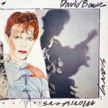 Scary Monsters, CD / Album