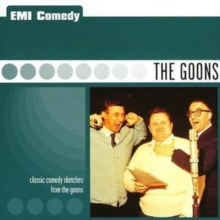 EMI Comedy: The Goons: Classic Comedy Sketches from the Goons, CD / Album