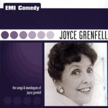 EMI Comedy: Joyce Grenfell: The Songs and Monologues of Joyce Grenfell, CD / Album