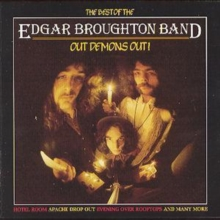 Out Demons Out: The Best Of The Edgar Broughton Band, CD / Album
