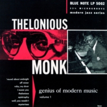Genius of Modern Music: volume 1, CD / Album
