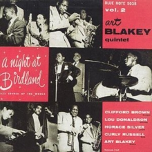A Night at Birdland, CD / Album