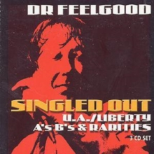 Singled Out: The U.A./Liberty A's B's & Rarities, CD / Album