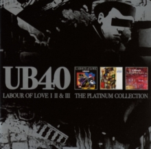 Labour of Love Volume I/ii/iii, CD / Album