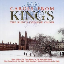 Carols from King's (Willcocks), CD / Album Cd