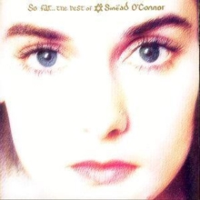 So Far...: The Best Of Sinead O'Connor, CD / Album Cd