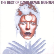 The Best of David Bowie: 1969-1974, CD / Album