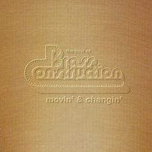 The Best Of Brass Construction: Movin' & Changin', CD / Album Cd