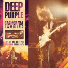 California Jamming: Live 1974, CD / Album Cd