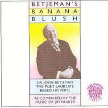 Betjeman's Banana Blue, CD / Album Cd