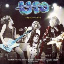 The Best Of UFO, CD / Album