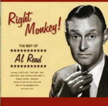 Right Monkey, CD / Album