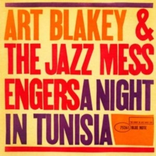 A Night in Tunisia, CD / Album Cd