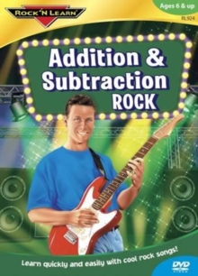 Rock N Learn: Addition and Subtraction Rock, DVD
