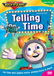 Rock N Learn: Telling Time, DVD