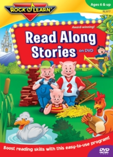 Rock N Learn: Read Along Stories, DVD  DVD