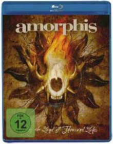 Amorphis: Forging the Land of Thousand Lakes, Blu-ray