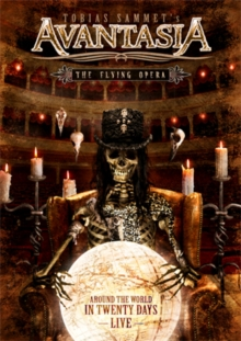 Avantasia: The Flying Opera - Around the World in 20 Days Live, Blu-ray