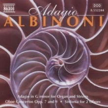 Adagio Albinoni, CD / Album