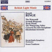 British Light Music, CD / Album