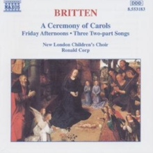 A Ceremony of Carols, CD / Album