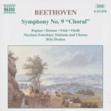 Symphony No. 9 'choral', CD / Album
