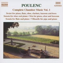Complete Chamber Music Vol. 1, CD / Album Cd