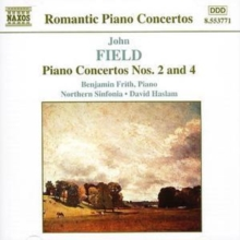 Piano Concertos 2 and 4, CD / Album