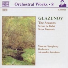 Glazunov, CD / Album