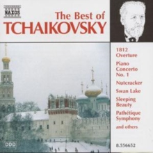 The Best of Tchaikovsky, CD / Album