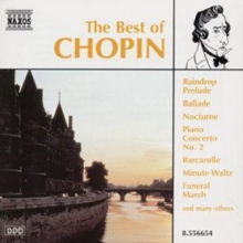 The Best of Chopin, CD / Album Cd