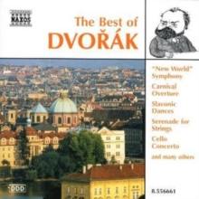 The Best of Dvorak, CD / Album Cd