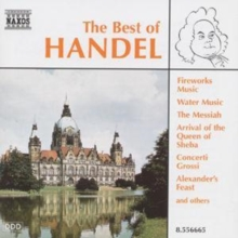 The Best of Handel, CD / Album