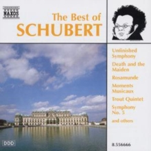 The Best of Schubert, CD / Album