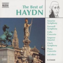 The Best of Haydn, CD / Album