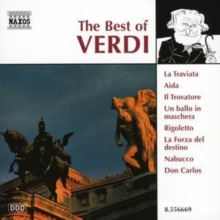 The Best of Verdi, CD / Album Cd