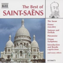 The Best od Saint-Saens, CD / Album