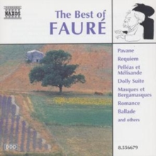 The Best of Faure, CD / Album Cd