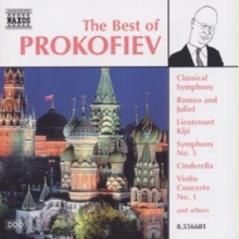The Best of Prokofiev, CD / Album
