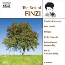 The Best of Finzi, CD / Album
