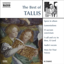 The Best of Tallis, CD / Album