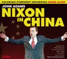 Nixon in China, CD / Album Cd