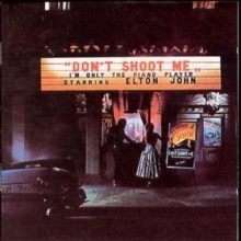 Don't Shoot Me I'm Only the Piano Player, CD / Album