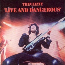 Live and Dangerous, CD / Album Cd